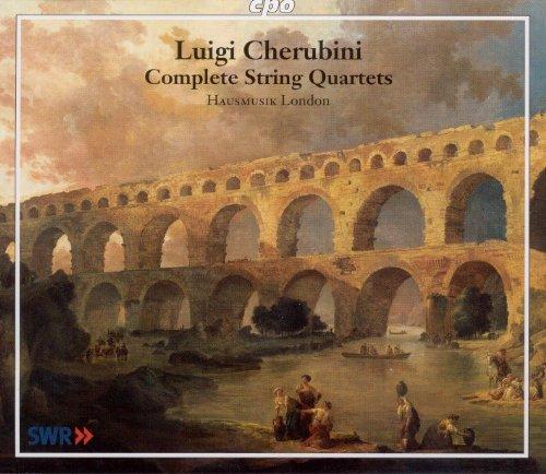Cherubini: Complete String Qua...