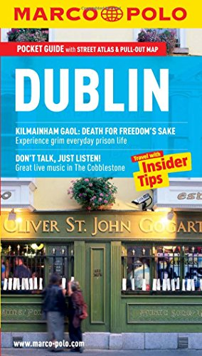 Dublin Marco Polo Pocket Guide (Marco Polo Travel Guides)