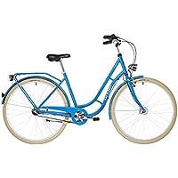 Ortler Detroit 3s EQ - Vélo de ville Femme - Bleu pétrole 2018 velo ville femme