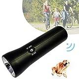 JUNEO TKSTAR Dogs Drive Gerät Ultraschall Hunde Chaser Kann als LED Taschenlampe und Hunde Training Gerät Verwendet Werden