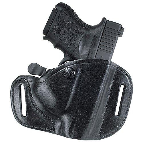Bianchi 82 Zivilholster Hip Größe: 11D Glock 2627, Unisex, schwarz - Nec Receiver