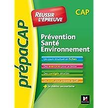 PREPACAP - Prévention Santé Environnement - CAP - Nº1
