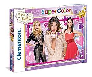 Violetta - Puzzle, 104 Piezas, Sweet Kiss (Clementoni 272525)
