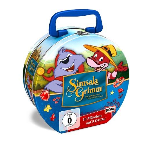 Bild von SimsalaGrimm - SimsalaGrimm Tin-Box 2(Limited Edition) [5 DVDs]