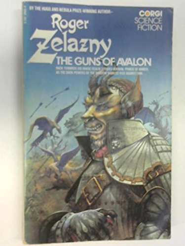 Cover of The Guns Of Avalon (Chronicles of Amber 2)
