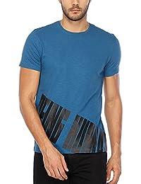 Being Human Mens Short Sleeves Crew Neck T-shirts - B078MHLF4B