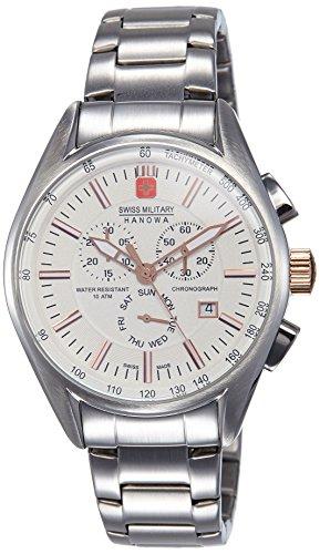 51geYM3ayzL - Swiss Military SM14370JSTR.H01M Chronograph Mens watch