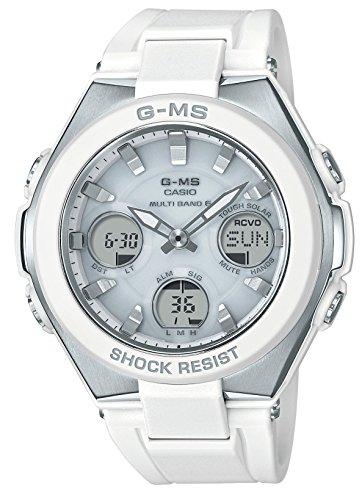 CASIO watch BABY-G Bebiji Jimizu Solar radio MSG-W100-7AJF Ladies(Japan Domestic genuine products)