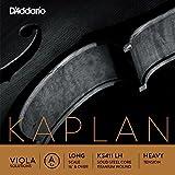 D\'Addario Bowed Corde seule (La) pour alto D\'Addario Kaplan Solutions, «Long Scale», tension Heavy