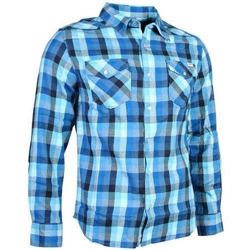 Vans chemise à manches longues pour homme aV cANYONERO Bleu - Bleu ciel