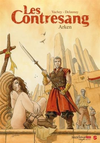LES CONTRESANG T01 - ARKEN