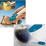 GKA Gravierstift Gravur Stift für Metall Holz Glas Kunststoff Graviergerät gravieren