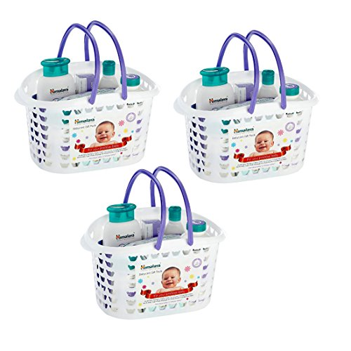 Himalaya Herbals Babycare Gift Basket Combo of 3  available at amazon for Rs.1570