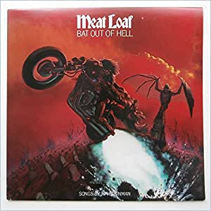 Meat Loaf - Bat Out Of Hell - Epic - EPC 82419, Cleveland International Records - EPC 82419