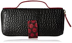 Holii Womens Wallet (Blk Red)
