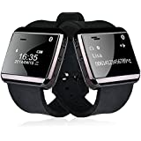 Indigi® Universal Bluetooth SmartWatch For Apple iOS Samsung Android OS Nokia Windows SmartPhone Tablet Phablet