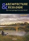 Image de Architecture et écologie