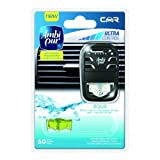 Ambi Pur, diffusore per auto, fragranza torrente rinfrescante, 1diffusore + 1Ricambio da 7ml, confezione da 6