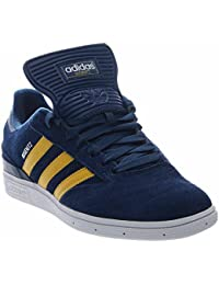 on sale 82ef9 a2d7f adidas Busenitz Oxford AzulAmarilloBlanco d68825