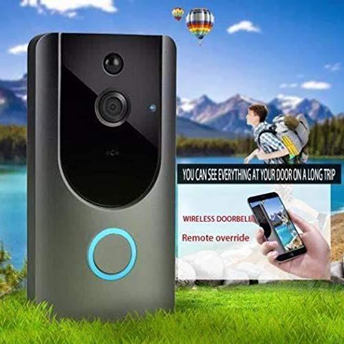 Videoportero WiFi Tauser por 35€ con el #código: PU329IS4