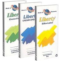 World's Best Liberty Pack 30 Kondome - Probierset! preisvergleich bei billige-tabletten.eu