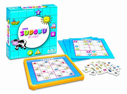 University Games Code Sudoku - My First