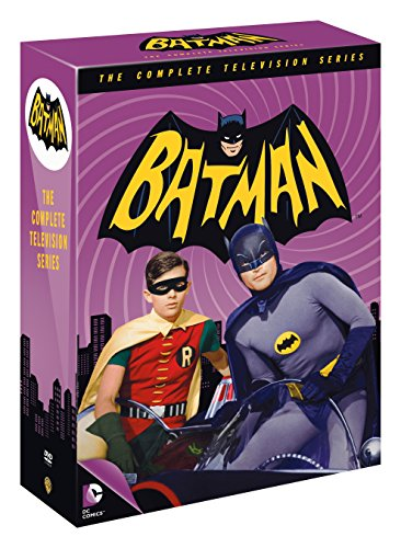 Batman - Complete TV Series [DVD] [2014]