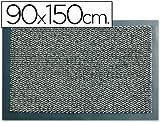 tappeto fast-paperflow antipolvere lavabile Grigio 90x 150cm
