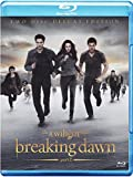 Breaking dawn - The Twilight saga - Part 2 (+DVD) (deluxe edition) [(+DVD) (deluxe edition)] [Import anglais]