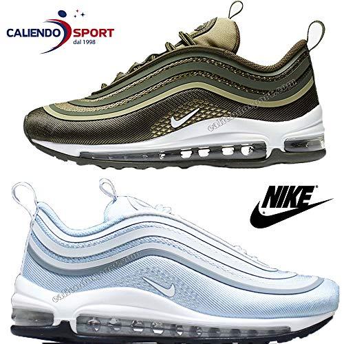 finest selection 43bd9 1328d Nike Air Max 97 Ultra 17 (GS), Sneaker Junior, Eu 38,