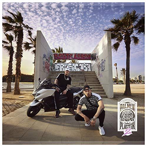 Cover: RAF Camora / Bonez MC Palmen aus Plastik 2, 1 CD (circa 46 min)