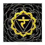Manipura - Solar Plexus Chakra, Sparkling Jewel Poster Print (14 x 14)