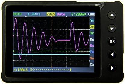 DSO Nano V3 V3 V3 - Oscilloscopio digitale in formato tascabile | Prestazioni Superiori  | Sito Ufficiale  | Promozioni  | Buona reputazione a livello mondiale  | il prezzo delle concessioni  | Superficie facile da pulire  | Prima qualità  | A Basso Prez 9209ef