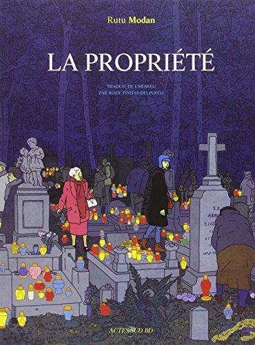 La propriété - Fauve d'Angoulême - Prix spécial du Jury 2014