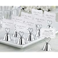 Kissing Bell Place Card/Photo Holder (Set Of 24) , 5 by FashionCraft preisvergleich bei billige-tabletten.eu