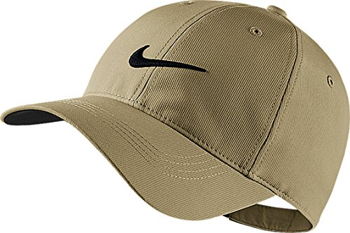 Nike U NK L91 Tech Casquette de golf pour homme, Vert (Khaki / Black), taille unique