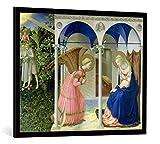 Bild mit Bilder-Rahmen: Fra Angelico