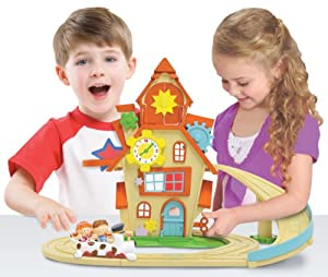 Tickety Toc Clockhouse Playset