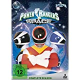 Power Rangers in Space - Complete Season