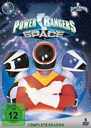 Power Rangers in Space - Complete Season [5 DVDs] (Power Rangers Dvds)