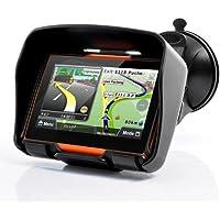 "DracoTek Terrain 4 - GPS para motos de 4.3"""