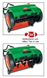 Brill 38 VE/RL Elektro-Vertikutierer/Rasenlüfter, inklusive Fangsack - 2