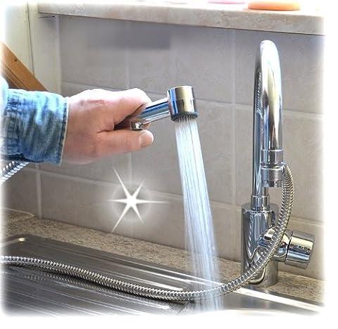 Baumarkt Direkt Sink Mixer Tap Chrome