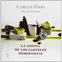 COCINA DE LOS CARTELES MODERNISTAS,LA (Cocina (galerada))