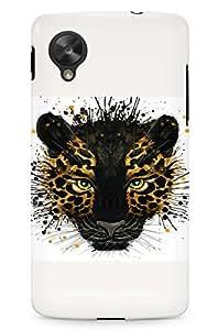 Cheetah Art Back Case for Google Nexus 5