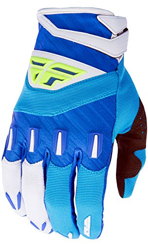 Fly Racing Kids Handschuhe F-16 Blau Gr. M (Dirt Bike 42 Hose)