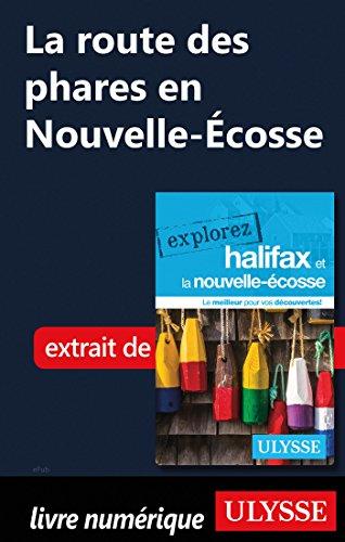 Descargar Libro La route des phares en Nouvelle-Ecosse de Collectif