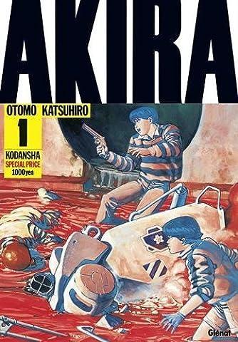 Katsuhiro Otomo - Akira (Noir et blanc) - Édition originale