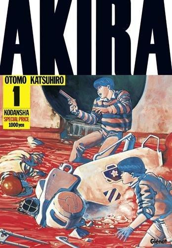 Akira (Noir et blanc) - Édition originale - Tome 01 par Katsuhiro Otomo