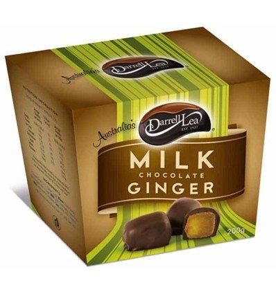 darrell-lea-milk-chocolate-ginger-200g-x-6